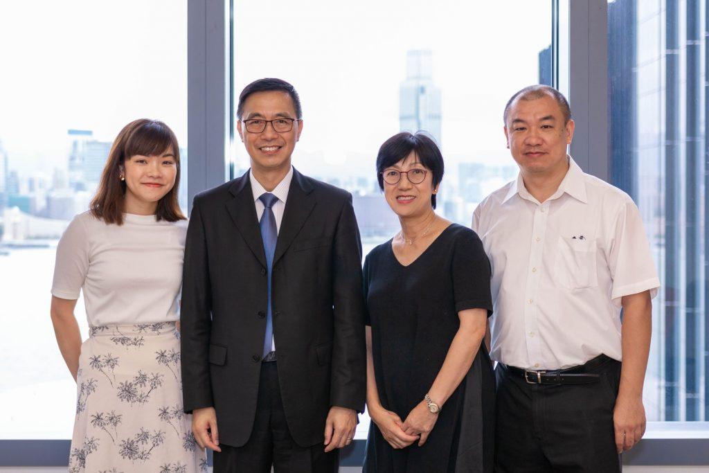 教育局局長楊潤雄先生接受教育傳媒訪問(2019年8月2日)